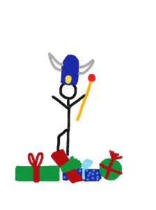 That's you, the Grand Poobah of Holiday Gift Giving